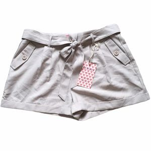 NWT Ci Sono Khaki Shorts Various Sz